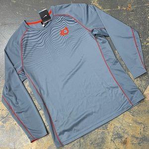 Nike Kevin Durant Long Sleeve Shirt 620728-075 XL